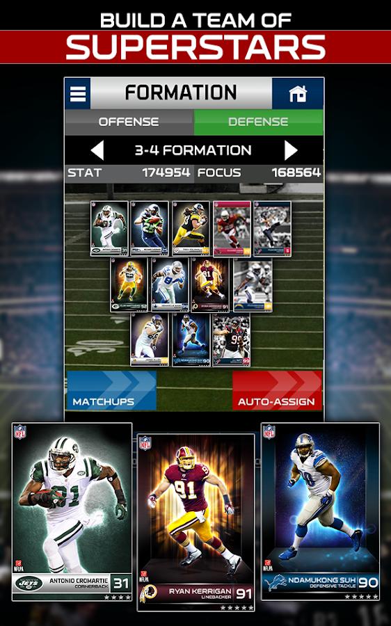 NFL Matchups LIVE - screenshot