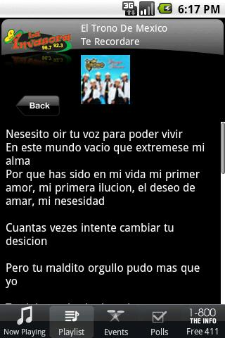 La Invasora 96.7 RadioVoodoo - screenshot
