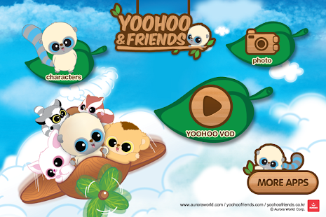 Yoohoo Friends ENG VOD