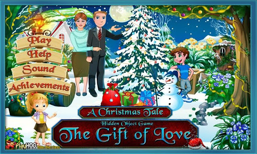 Christmas Tales- Gift of Love