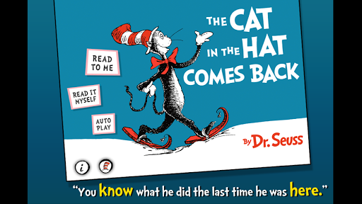 玩書籍App|The Cat in the Hat Comes Back免費|APP試玩