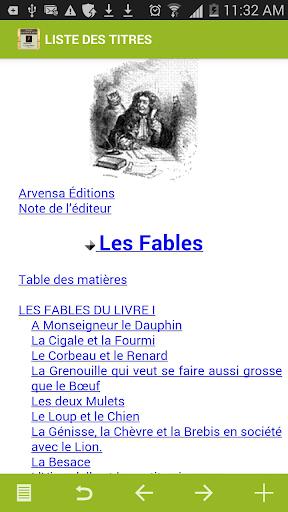Jean de La Fontaine: Oeuvres
