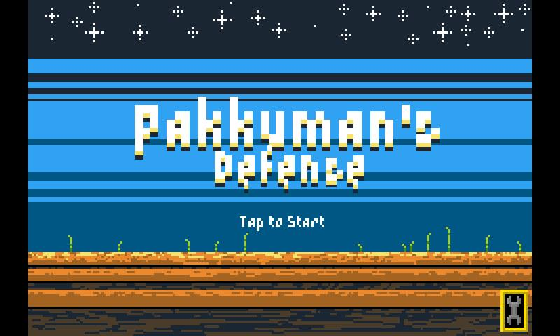 Pakkuman's Defense - screenshot