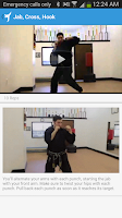 Screenshot of Karate Training