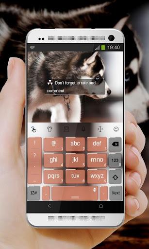 玩個人化App|赫斯基 TouchPal Theme免費|APP試玩