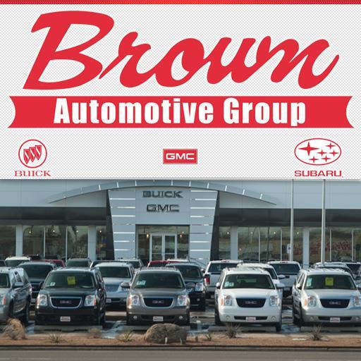 Brown Buick GMC 商業 App LOGO-APP開箱王