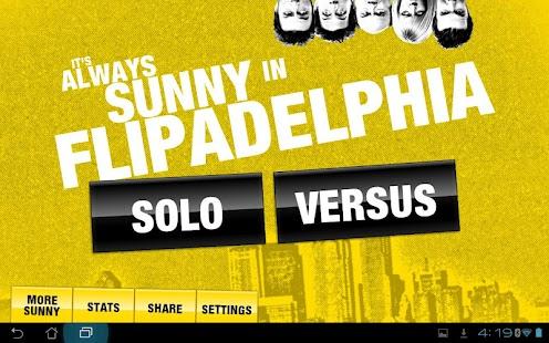 Always Sunny - Flipadelphia- screenshot thumbnail