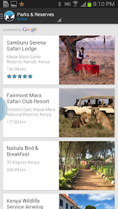 Africa Safaris screenshot 1