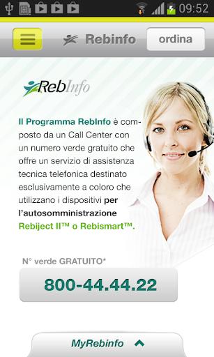 RebInfo