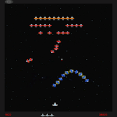 Galaga Galaxy - Retro Shooter