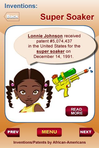 Black Inventors MatchGame LITE- screenshot