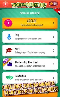 Word and Picture Quiz - screenshot thumbnail