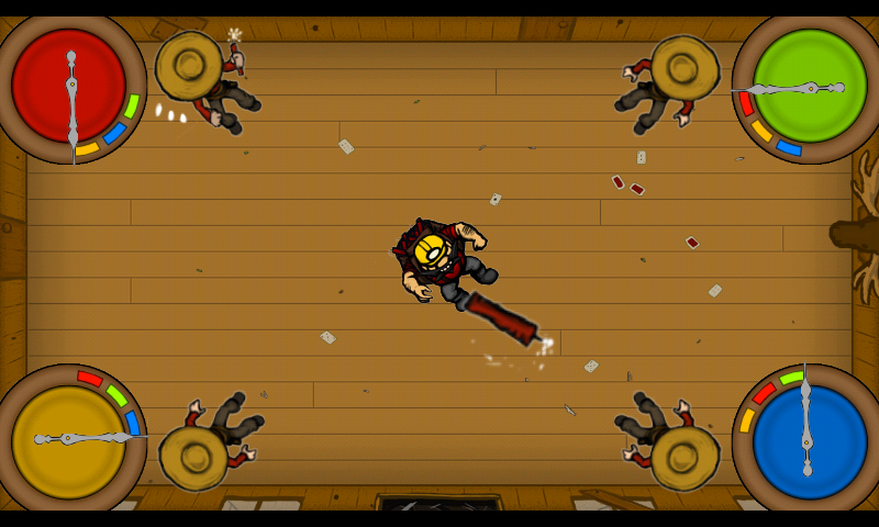 Renegade Cowboys - screenshot