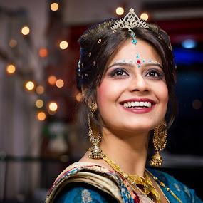 by Rathin Halder - Wedding Bride