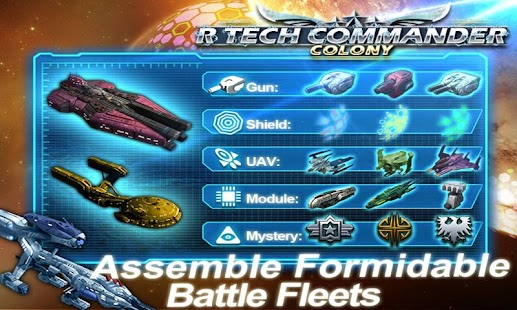 R-Tech Commander Colony - screenshot thumbnail