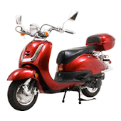 Free 150 cc Scooter