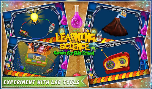 Learning Science Kids School v1.0
