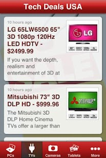 Tech Deals USA - screenshot thumbnail