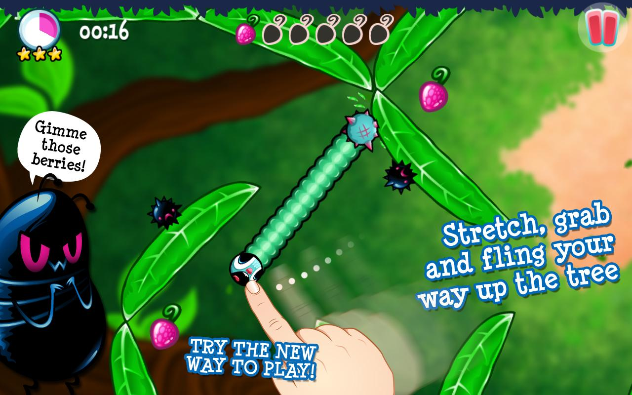 Swingworm screenshot #6