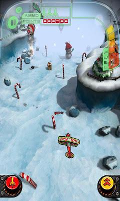Jet Raiders Holiday Gift - screenshot