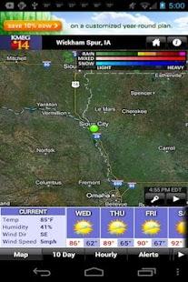 Siouxland Weather - screenshot thumbnail