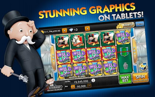 MONOPOLY Slots - screenshot thumbnail
