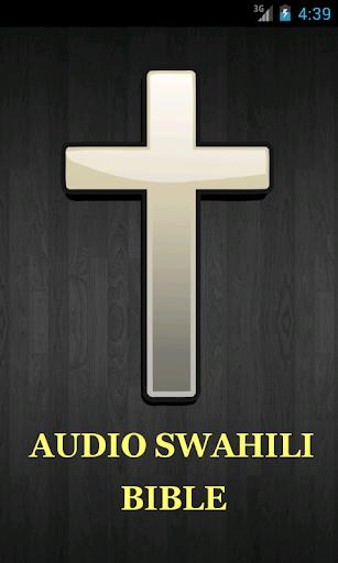 Audio Swahili Bible