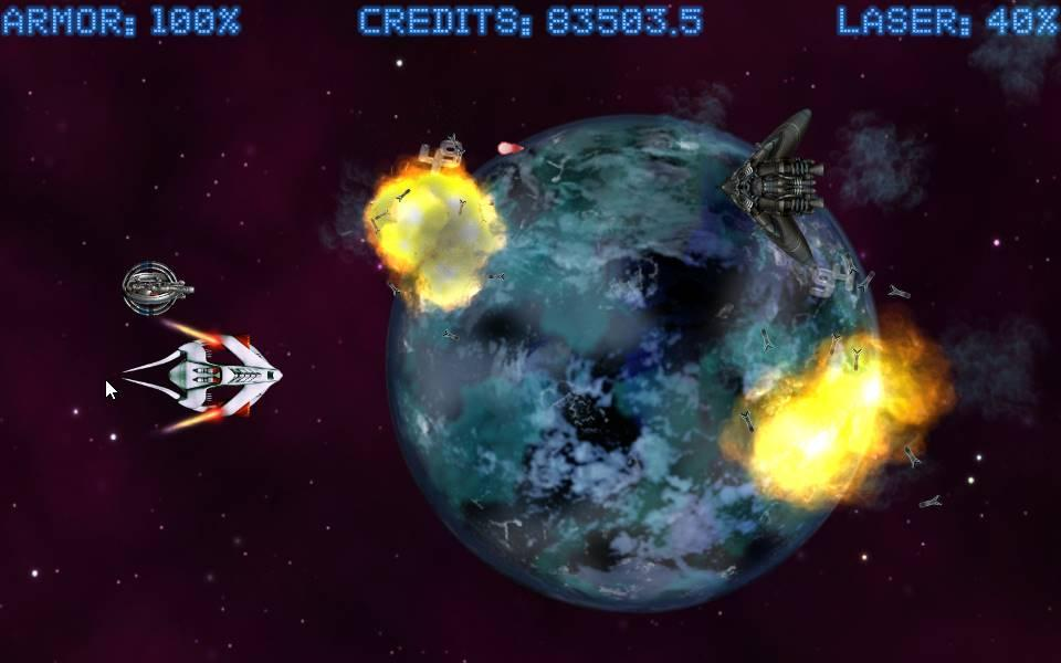 Space Shooter Ultimate - screenshot