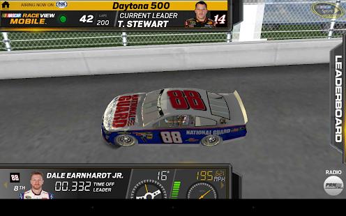 NASCAR RACEVIEW MOBILE Screenshot 24