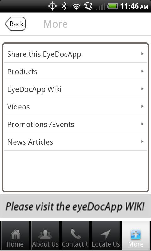 FM Eye- screenshot
