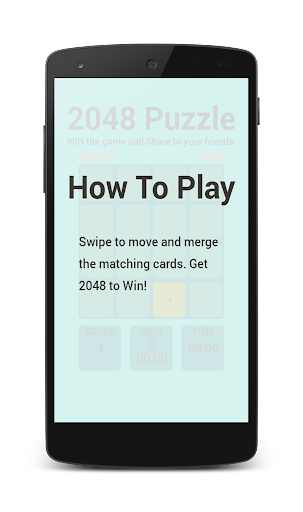 The Blues 2048