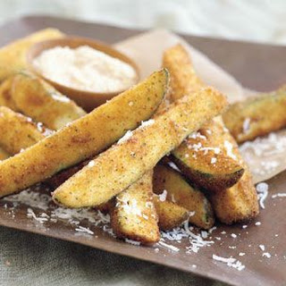 Fried Zucchini Sticks