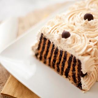 Chocolate Caramel Icebox Cake