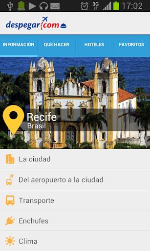 Recife: Guía turística
