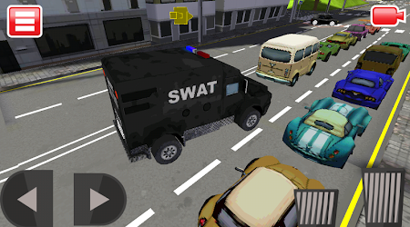 Police Car Simulator in 3D 1.0 screenshot 99091