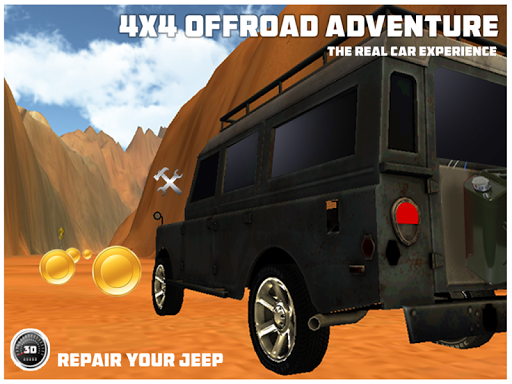 玩模擬App|4×4越野冒險免費|APP試玩
