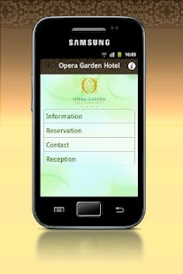 Opera Garden Hotel & Apartment- screenshot thumbnail