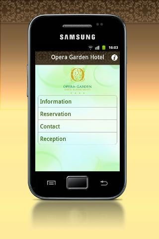 Opera Garden Hotel & Apartment- screenshot
