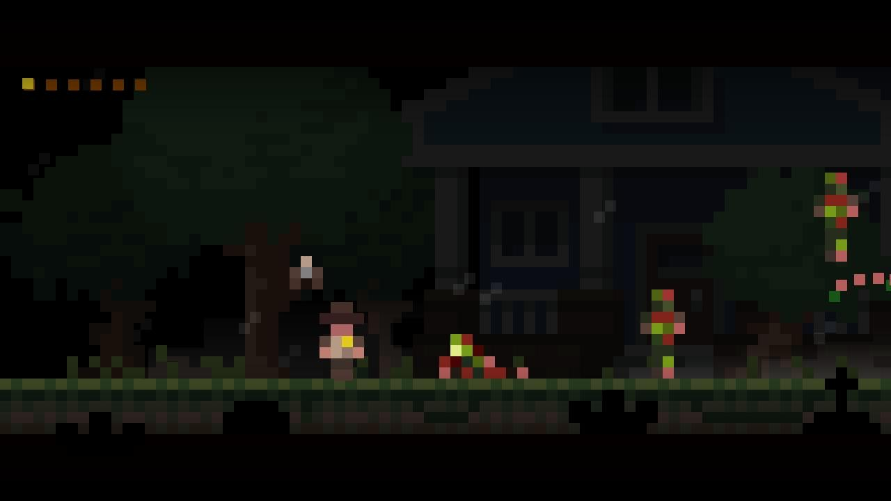 The Running Dead- screenshot