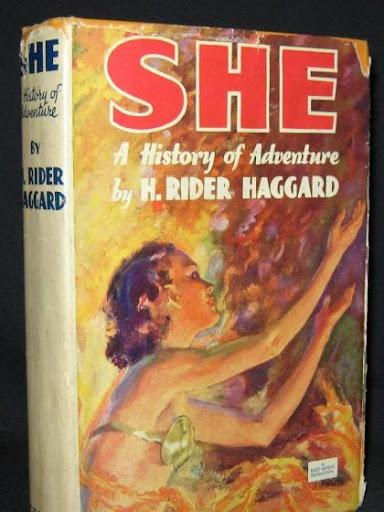 Ella - Henry Rider Haggard
