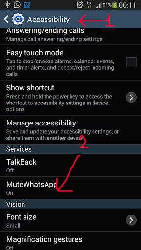 【免費工具App】Mute Whatsapp !-APP點子