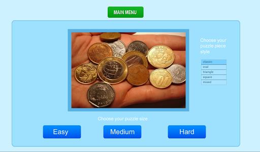 【免費休閒App】Coins Jigsaw-APP點子