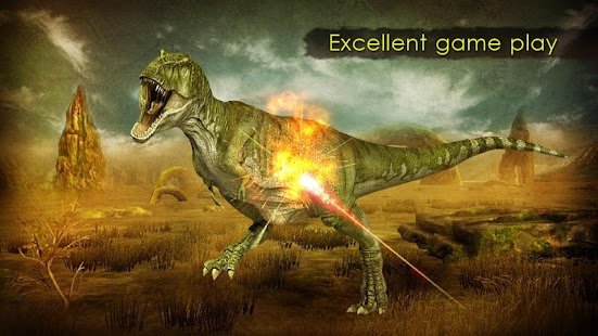 JURASSIC HUNT 3D- screenshot thumbnail