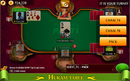 Teen Patti King - Flush Poker 7.4 screenshot 253171