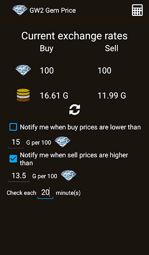 Guildwars 2 Gem Price