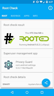 Root Check - screenshot thumbnail