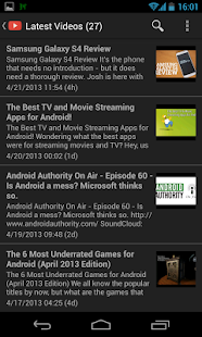 AA App for Android™ - screenshot thumbnail