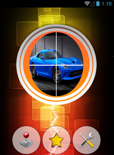 Cars Slide Puzzle Game