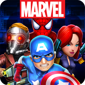 Android – Marvel Mighty Heroes