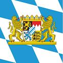 Bayern Fahne Live Hintergrund icon